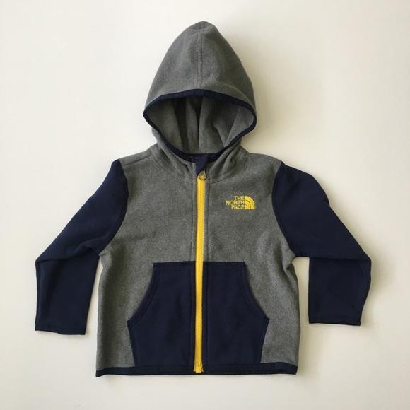 a623733ea NWOT Baby Boy's The North Face Glacier Zip Hoodie